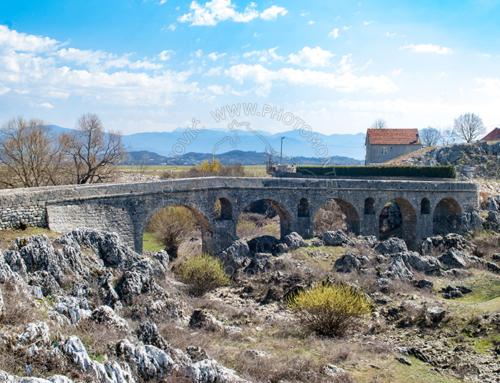 Most na Moštanici